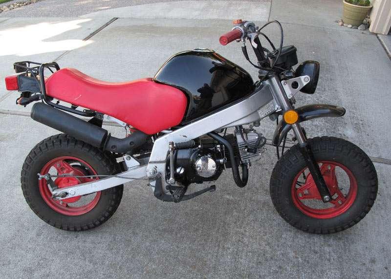 1988 Honda Zb50