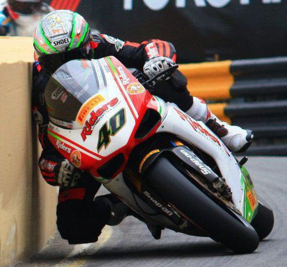 Martin Jessopp, 45 GP de Macau de Motociclismo, 2011