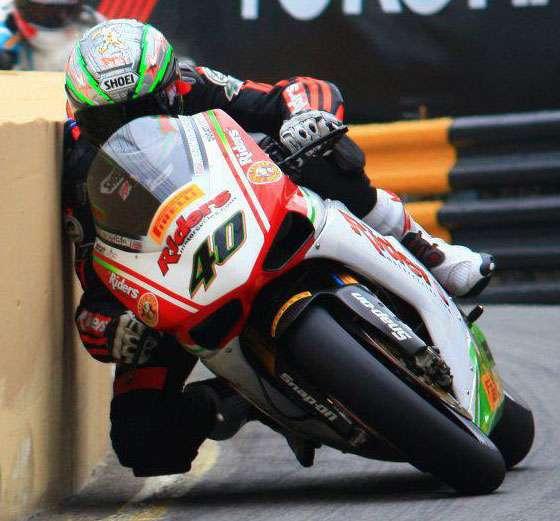 Martin Jessopp, 45ª GP de Macau de Motociclismo, 2011