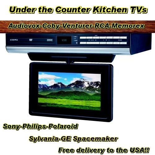 undercounter fold                               down tv click here